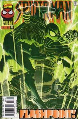 Spider-Man (Vol. 1 1990-2000) (Comic Book) #73