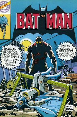 Super Acción / Batman Vol. 2 #21