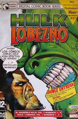 Hulk / Lobezno Digital Comic Books