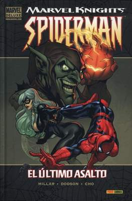 Marvel Knights: Spiderman. Marvel Deluxe (Cartoné 160 pp) #2