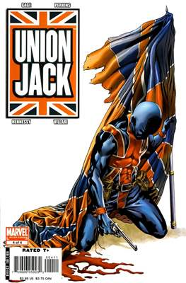 Union Jack Vol. 2 (2006-2007) (Grapa) #4
