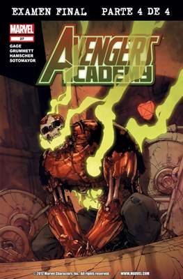 Avengers Academy (2010-2013) (Comic-Book) #37