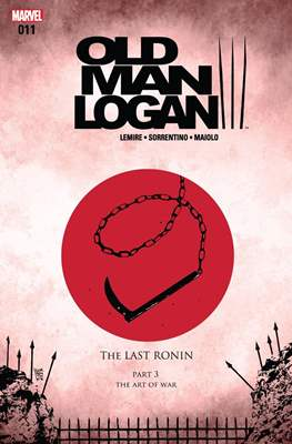 Old Man Logan Vol. 2 (Comic-book) #11
