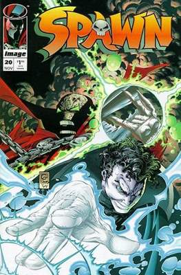 Spawn (Comic Book) #20