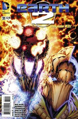 Earth 2 (2012-2015) (Grapa) #31