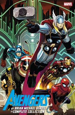 Avengers by Brian Michael Bendis: The Complete Collection