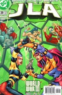 JLA Vol. 1 (1997-2006) (Comic-Book) #39