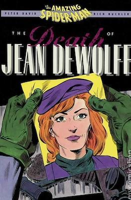 The Amazing Spider-Man The Death of Jean DeWolff