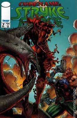 Codename: Strykeforce (1994-1995) (Comic Book) #7