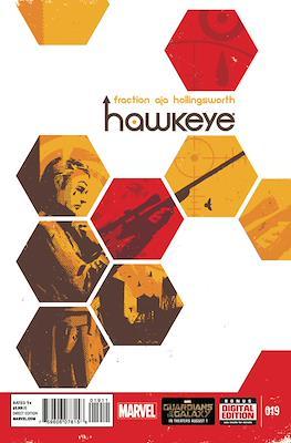 Hawkeye (Vol. 4 2012-2015) (Comic-Book) #19