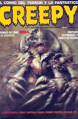 Creepy. Segunda época (Revista) #17