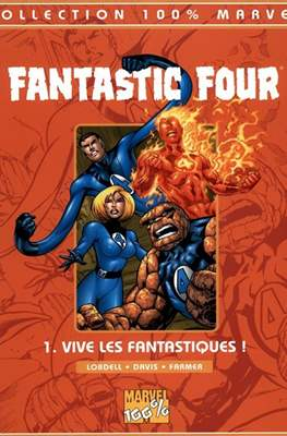 100% Marvel: Fantastic Four