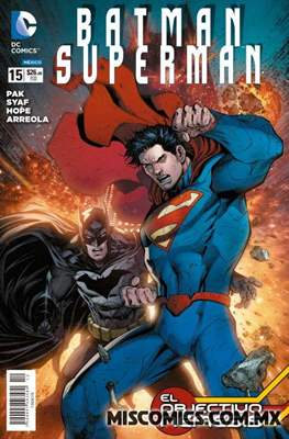 Batman/Superman (2014-2016) (Grapa) #15