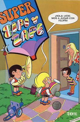 Super Zipi y Zape (Grapa, 64 páginas (1973)) #22