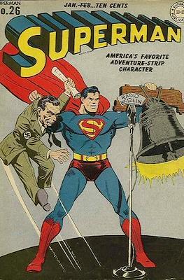 Superman Vol. 1 / Adventures of Superman Vol. 1 (1939-2011) (Comic Book) #26