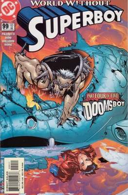 Superboy Vol. 4 (Grapa) #99
