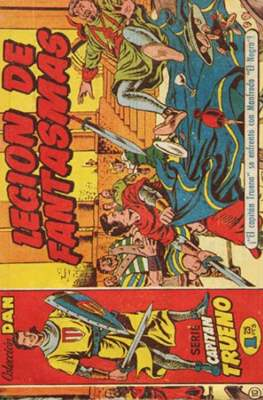El Capitán Trueno (Grapa 12 pp) #10