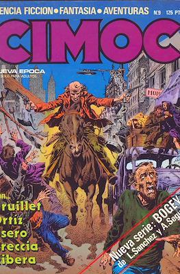 Cimoc (Grapa 60-132 pp) #9