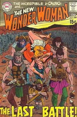 Wonder Woman Vol.1 (Comic Book) #184