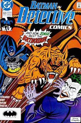 Detective Comics Vol. 1 (1937-2011; 2016-) (Comic Book) #623