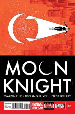 Moon Knight Vol. 5 (2014-2015) #2
