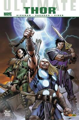 Ultimate Comics. Thor