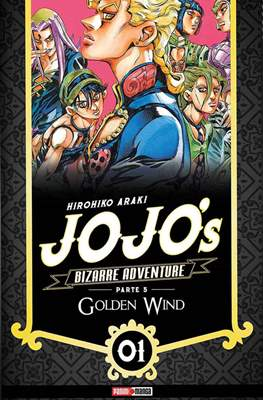 JoJo's Bizarre Adventure - Parte 5: Golden Wind