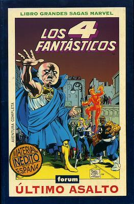 Libros Grandes Sagas Marvel #21