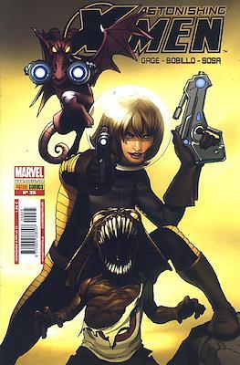 Astonishing X-Men Vol.3 (2010-2014) (Grapa) #25
