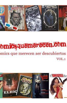 Comicsquemerecen.com: Cómics que merecen ser descubiertos