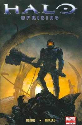 Halo Uprising (Comic book 24 pp) #3