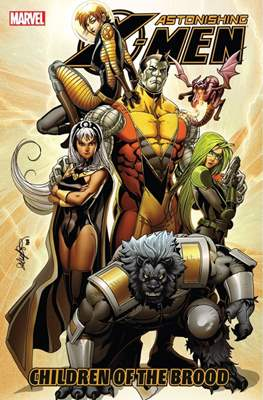 Astonishing X-Men (Vol. 3 2004-2013) (Softcover) #8
