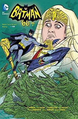 Batman '66 (Softcover) #2