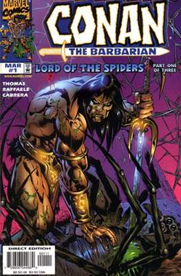 Conan the Barbarian - Lord of the Spiders