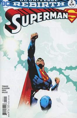 Superman Vol. 4 (2016-2018) (Comic Book) #2