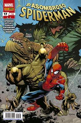 Spiderman Vol. 7 / Spiderman Superior / El Asombroso Spiderman (2006-) (Rústica) #166/17