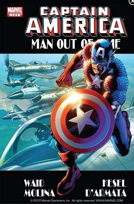 Captain America: Man Out of Time (Digital) #2