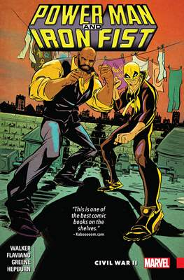 Power Man and Iron Fist Vol. 3 (2016) (Softcover 112-120-136 pp) #2
