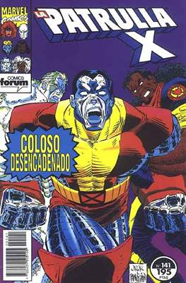 La Patrulla X Vol. 1 (1985-1995) (Grapa) #141