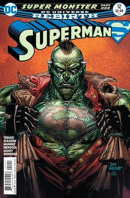 Superman Vol. 4 (2016-2018) #12