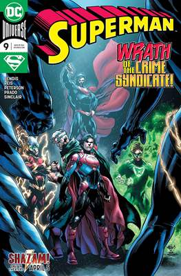 Superman Vol. 5 (2018-) (Comic Book) #9