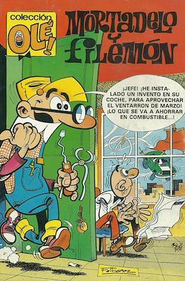 Colección Olé! 1ª etapa (Rústica 64 pp) #14