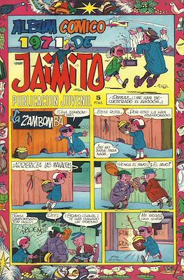 Album cómico de Jaimito (Grapa 16 pp) #12