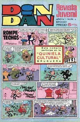 Din Dan 2ª época (1968-1975) (Grapa) #3
