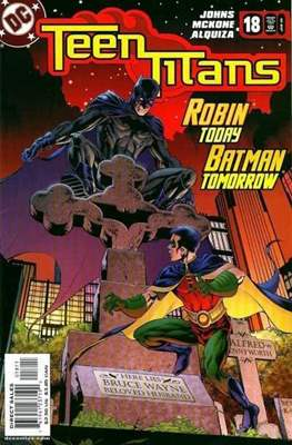 Teen Titans Vol. 3 (2003-2011) (Comic Book) #18