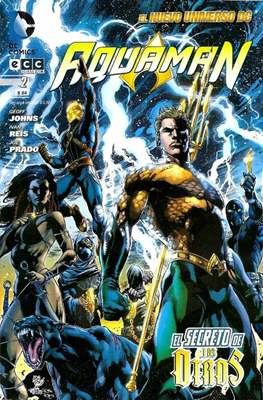 Aquaman (Rústica) #2
