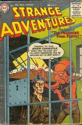 Strange Adventures (Comic Book) #65
