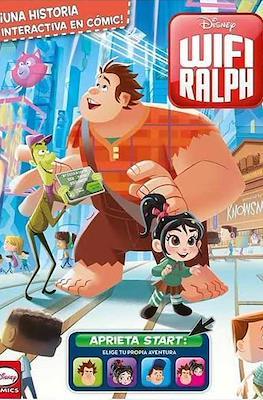 WiFi Ralph: Aprieta Start
