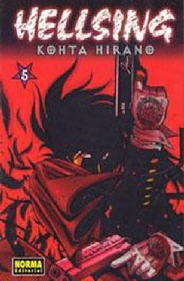 Hellsing (Rústica con sobrecubierta) #5