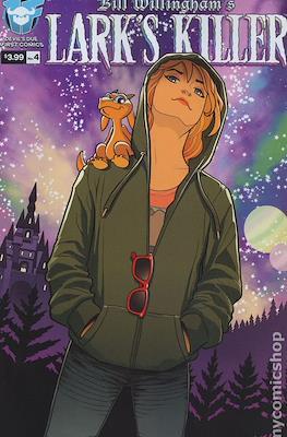 Lark's Killer (Variant Cover) (Comic Book) #4